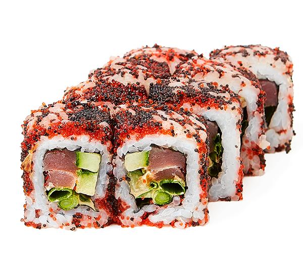 Где заказать доставку суши в Сумах?